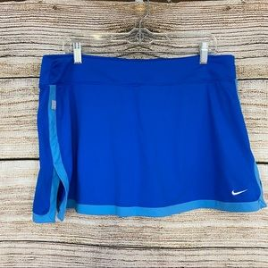 Nike Blue Running/Tennis Skort